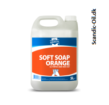Flydende sæbe Soft Soap Orange